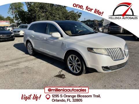2010 Lincoln MKT for sale at Millenia Auto Sales in Orlando FL