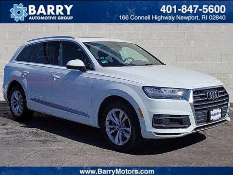 2018 Audi Q7 for sale at BARRYS Auto Group Inc in Newport RI