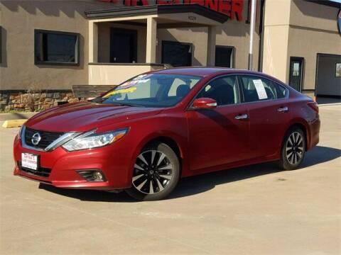 2018 Nissan Altima for sale at Bryans Car Corner in Chickasha OK