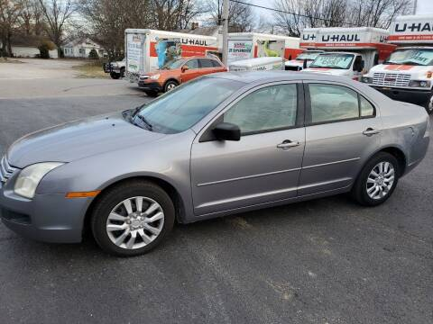 2006 Ford Fusion for sale at Cartraxx Auto Sales in Owensboro KY