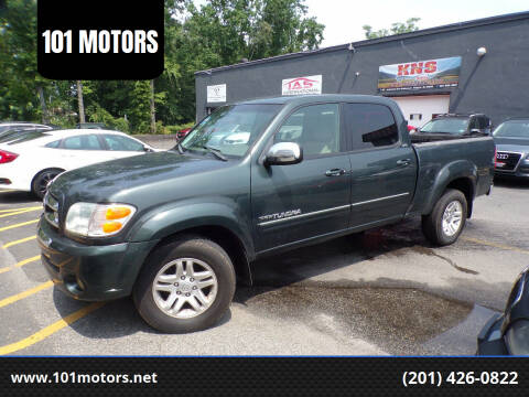 2005 Toyota Tundra for sale at 101 MOTORS in Hasbrouck Heights NJ