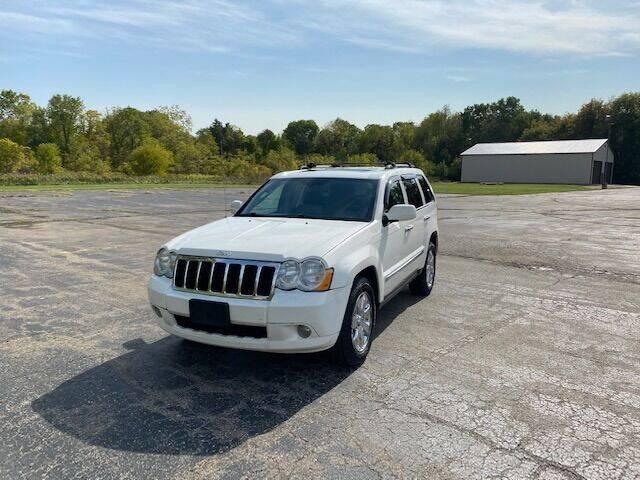 2010 Jeep Grand Cherokee for sale at Caruzin Motors in Flint MI