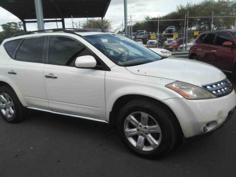 2007 Nissan Murano for sale at Gulf South Automotive in Pensacola FL