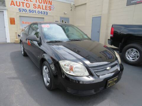 2008 Chevrolet Cobalt for sale at Small Town Auto Sales in Hazleton PA