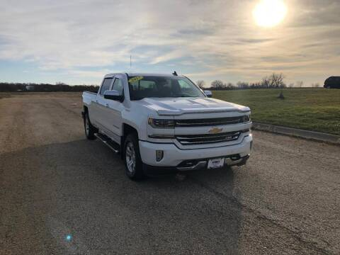 2017 Chevrolet Silverado 1500 for sale at Alan Browne Chevy in Genoa IL