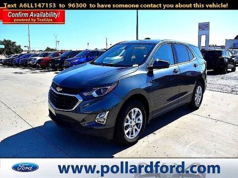 2020 Chevrolet Equinox for sale at South Plains Autoplex by RANDY BUCHANAN in Lubbock TX