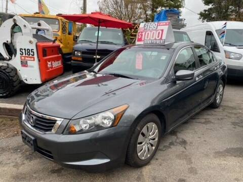 2009 Honda Accord for sale at Drive Deleon in Yonkers NY