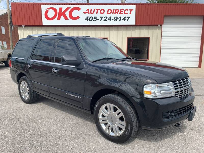 2013 Lincoln Navigator for sale at OKC Auto Direct in Oklahoma City OK