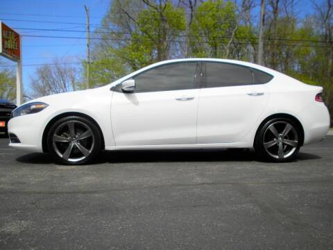 2013 Dodge Dart for sale at Auto Brite Auto Sales in Perry OH