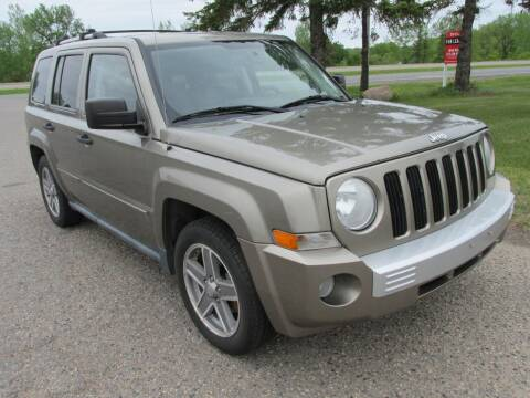 2007 Jeep Patriot for sale at Buy-Rite Auto Sales in Shakopee MN