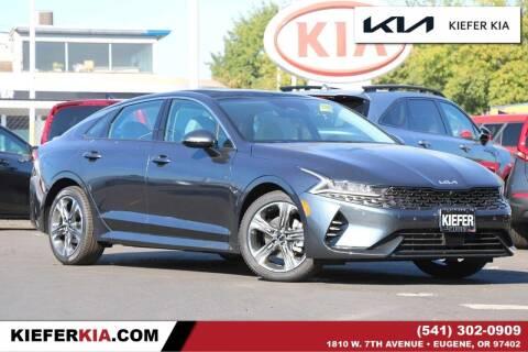 2022 Kia K5 for sale at Kiefer Kia in Eugene OR