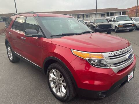 2011 Ford Explorer for sale at Boulevard Motors in St George UT