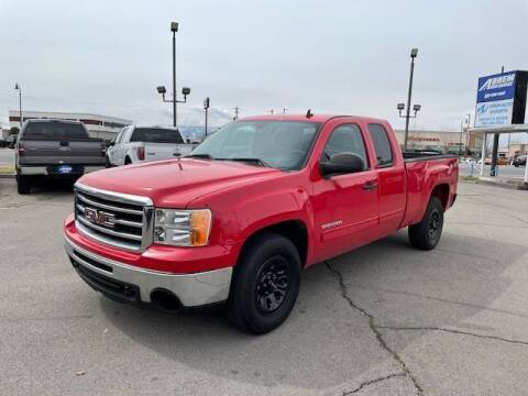 2013 GMC Sierra 1500 for sale at Orem Auto Outlet in Orem UT