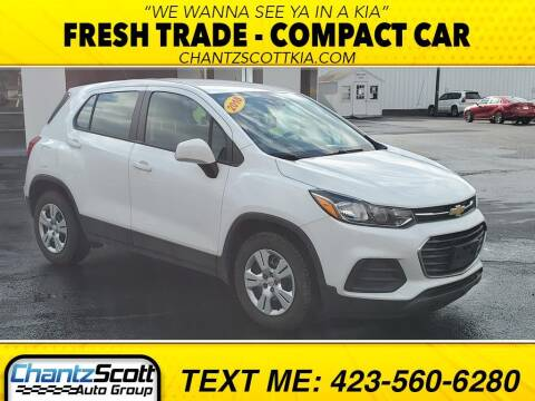 2018 Chevrolet Trax for sale at Chantz Scott Kia in Kingsport TN