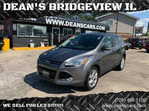 2013 Ford Escape for sale at DEANSCARS.COM in Bridgeview IL