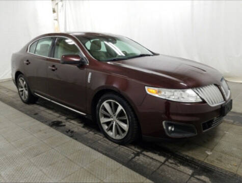 2009 Lincoln MKS for sale at HW Used Car Sales LTD in Chicago IL