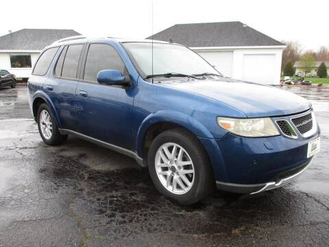 2006 Saab 9-7X for sale at KAISER AUTO SALES in Spencer WI