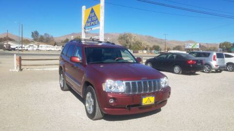 2007 Jeep Grand Cherokee for sale at Auto Depot in Carson City NV