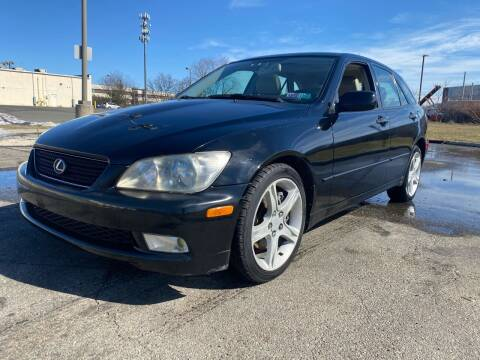 2002 Lexus IS 300 for sale at Pristine Auto Group in Bloomfield NJ