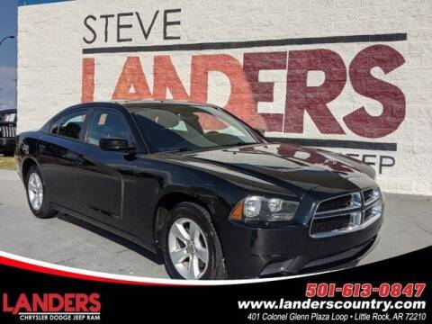 2014 Dodge Charger for sale at The Car Guy powered by Landers CDJR in Little Rock AR