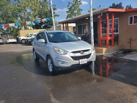 2011 Hyundai Tucson for sale at Silver Star Auto in San Bernardino CA