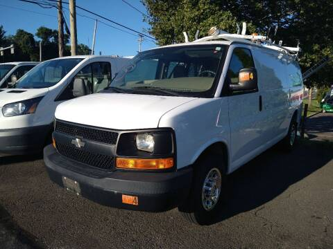 2009 Chevrolet Express Cargo for sale at P J McCafferty Inc in Langhorne PA