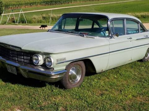 1960 Oldsmobile Super 88 for sale at Classic Car Deals in Cadillac MI
