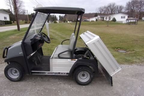 2017 Club Car Utility Cart Carry All 300 Gas EFI for sale at Area 31 Golf Carts - Gas Utility Carts in Acme PA