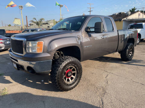 2010 GMC Sierra 1500 for sale at JR'S AUTO SALES in Pacoima CA