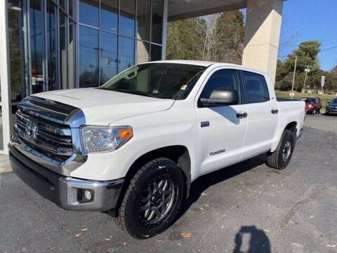 2017 Toyota Tundra for sale at Credit Union Auto Buying Service in Winston Salem NC
