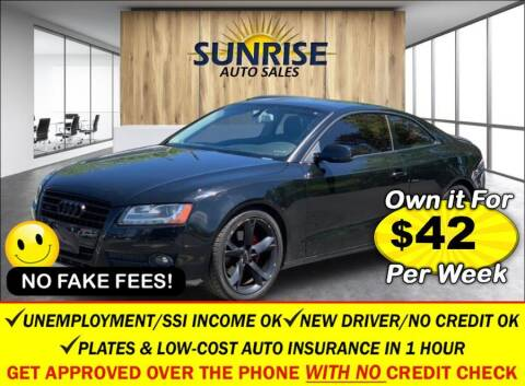 2011 Audi A5 for sale at AUTOFYND in Elmont NY