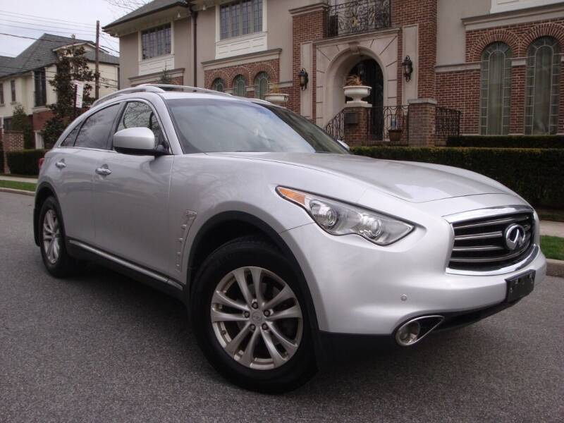 2013 Infiniti FX37 for sale at Cars Trader in Brooklyn NY