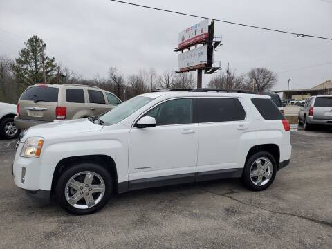 2012 GMC Terrain for sale at Aaron's Auto Sales in Poplar Bluff MO