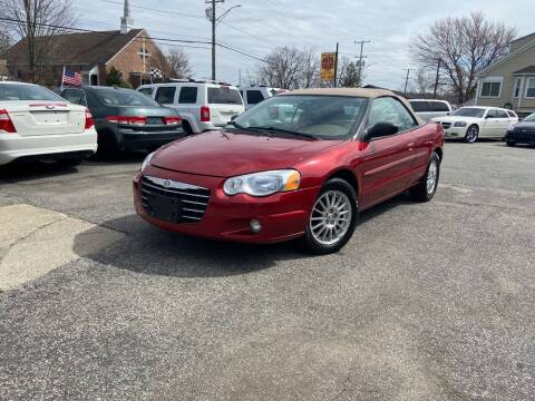 2004 Chrysler Sebring for sale at Metacom Auto Sales in Ware RI