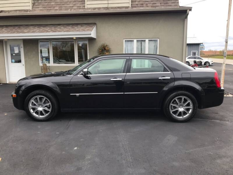 2009 Chrysler 300 for sale at DOOR PENINSULA SALES & STORAGE LTD in Sturgeon Bay WI