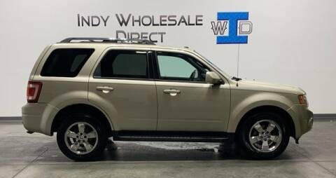 2011 Ford Escape for sale at Indy Wholesale Direct in Carmel IN