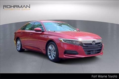 2020 Honda Accord for sale at BOB ROHRMAN FORT WAYNE TOYOTA in Fort Wayne IN