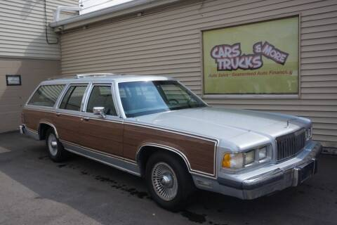 1991 Mercury Grand Marquis for sale at Cars Trucks & More in Howell MI