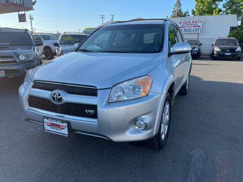 2011 Toyota RAV4 for sale at Adams Auto Sales in Sacramento CA