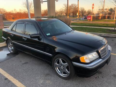 2000 Mercedes-Benz C-Class for sale at Z Motorz Company in Philadelphia PA