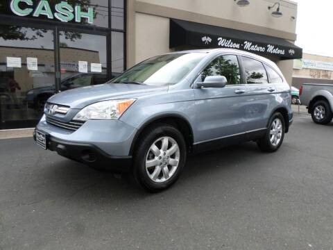 2009 Honda CR-V for sale at Wilson-Maturo Motors in New Haven Ct CT