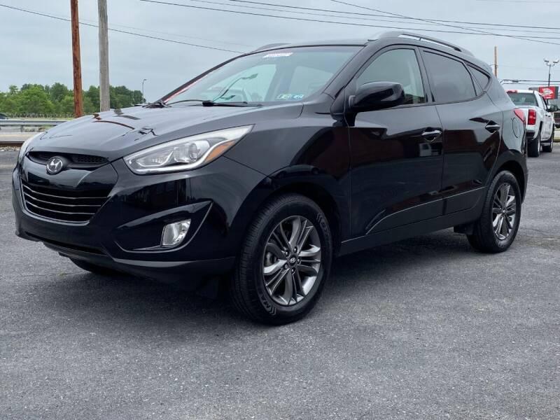 2014 Hyundai Tucson for sale at Clear Choice Auto Sales in Mechanicsburg PA