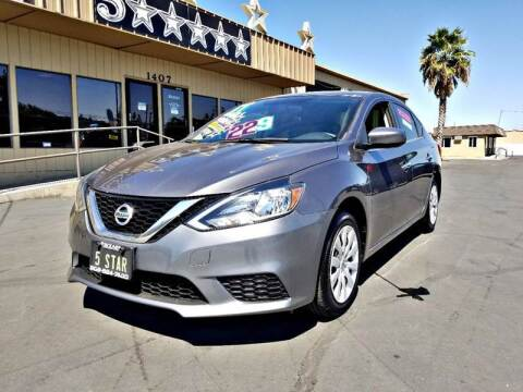 2017 Nissan Sentra for sale at 5 Star Auto Sales in Modesto CA