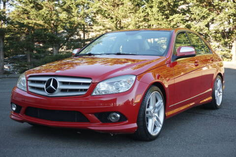 2009 Mercedes-Benz C-Class for sale at West Coast Auto Works in Edmonds WA