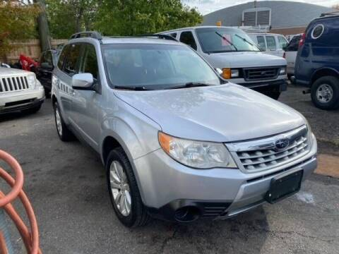 2012 Subaru Forester for sale at Deleon Mich Auto Sales in Yonkers NY
