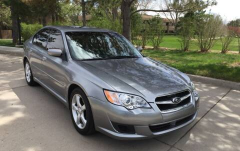 2009 Subaru Legacy for sale at QUEST MOTORS in Englewood CO