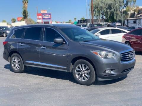 2013 Infiniti JX35 for sale at Brown & Brown Wholesale in Mesa AZ