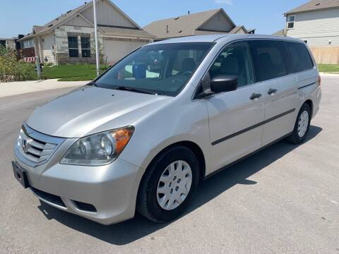 2008 Honda Odyssey for sale at Bells Auto Sales in Austin TX