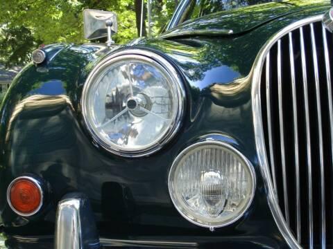 1967 Jaguar 340 SEDAN for sale at Black Tie Classics in Stratford NJ