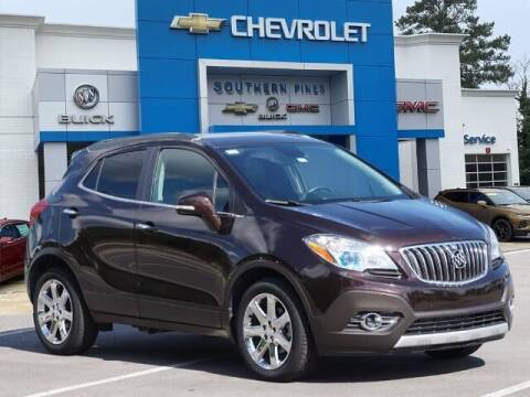 2016 Buick Encore for sale at PHIL SMITH AUTOMOTIVE GROUP - SOUTHERN PINES GM in Southern Pines NC